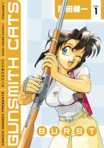 GunSmith Cats Burst