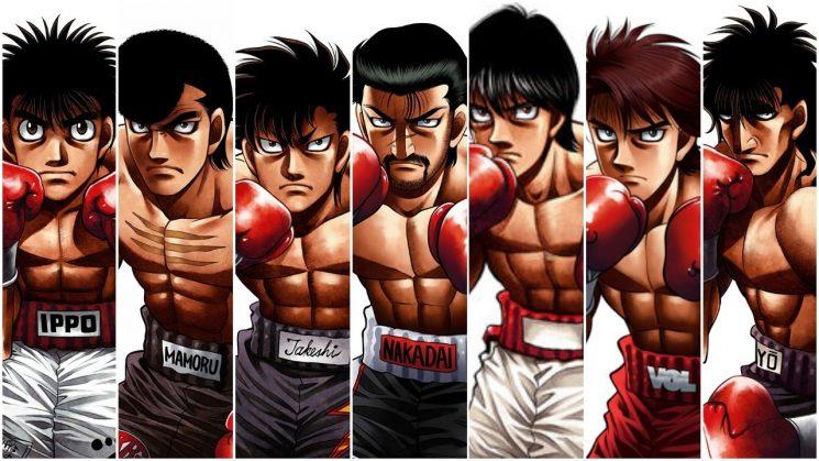 Hajime no Ippo ganhará versão para teatro - Anime United