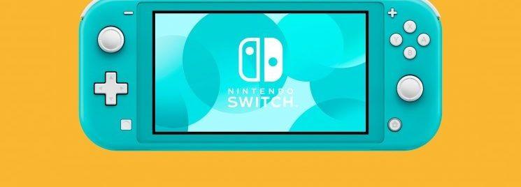 ©Nintendo Switch Lite