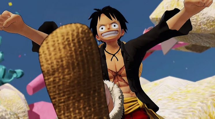©ONE PIECE Pirate Warriors 4