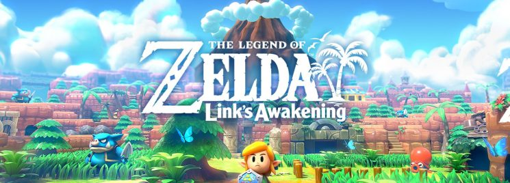 ©The Legend Of Zelda Links Awakening