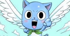 Fairy Tail: Happy no Daibouken