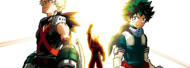 Boku no Hero Academia The Movie -Heroes: Rising