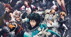 "Boku no Hero Academia: The ""Ultra"" Stage"