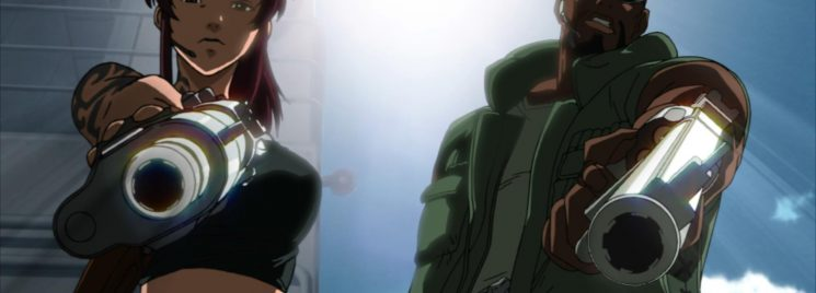 Black Lagoon/Madhouse