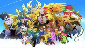 Digimon Adventures / Toei Animation