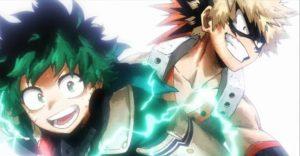 Boku no Hero Academia The Movie -Heroes: Rising