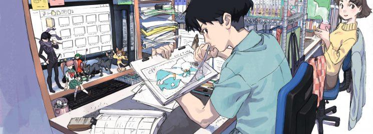 Indústria de anime