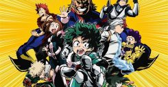 © Hero Academia - The Movie: Heroes Rising
