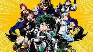 ©Boku no Hero Academia - The Movie: Heroes Rising