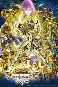Os Cavaleiros do Zodíaco - Alma de Ouro