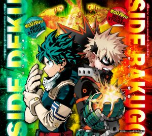 Boku no Hero Academia HEROES:RISING