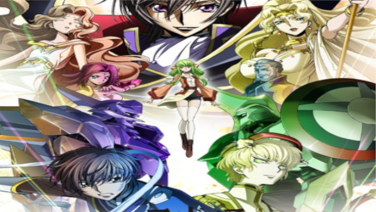 Code Geass:Lerouch the Resurrection R3/ Sunrise