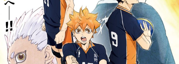 Haikyu !! To The Top