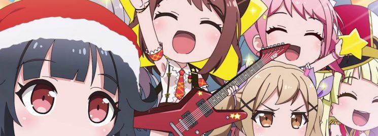 BanG Dream! Girls Band Party! ☆ Pico