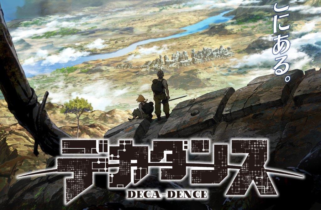 Deca-Dence - Episódio 1 (HD)