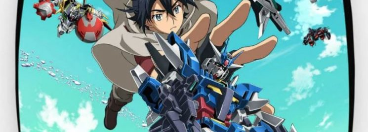 Gundam Build Divers Re Rise