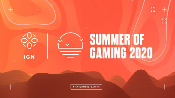 IGN Summer of Gaming 2020