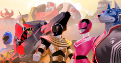 Power Rangers - Battle for the Grid