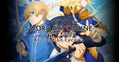 © Sword Art Online: Alicization Lycoris