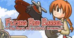 © Flying Red Barrel: The Diary of a Little Aviator