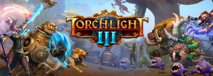 © Torchlight 3