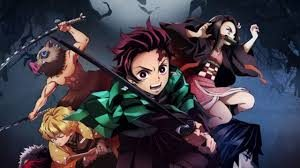 Demon Slayer: Kimetsu no Yaib