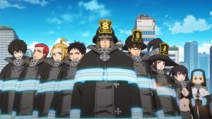 Fire Force/Season 02