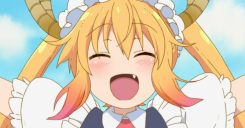 kobayashi dragon maid random