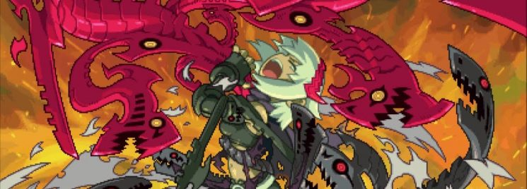 © Dragon Marked for Death