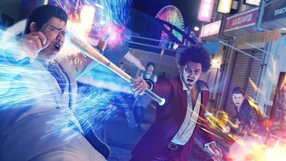 Yakuza: Like a Dragon - upgrade do jogo está sendo desenvolvido para PS5.  Confira. - Anime United