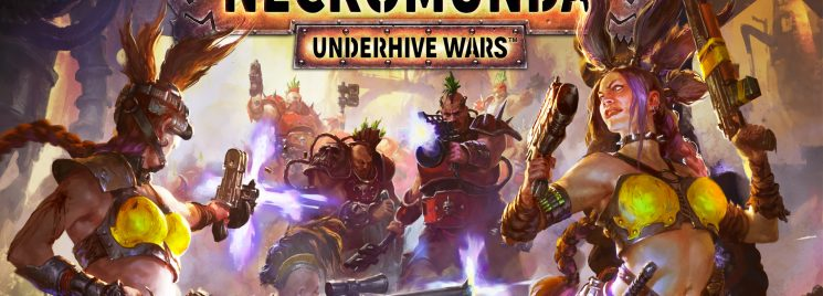 © Necromunda: Underhive Wars