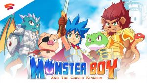 © monster boy and the cursed kingdom