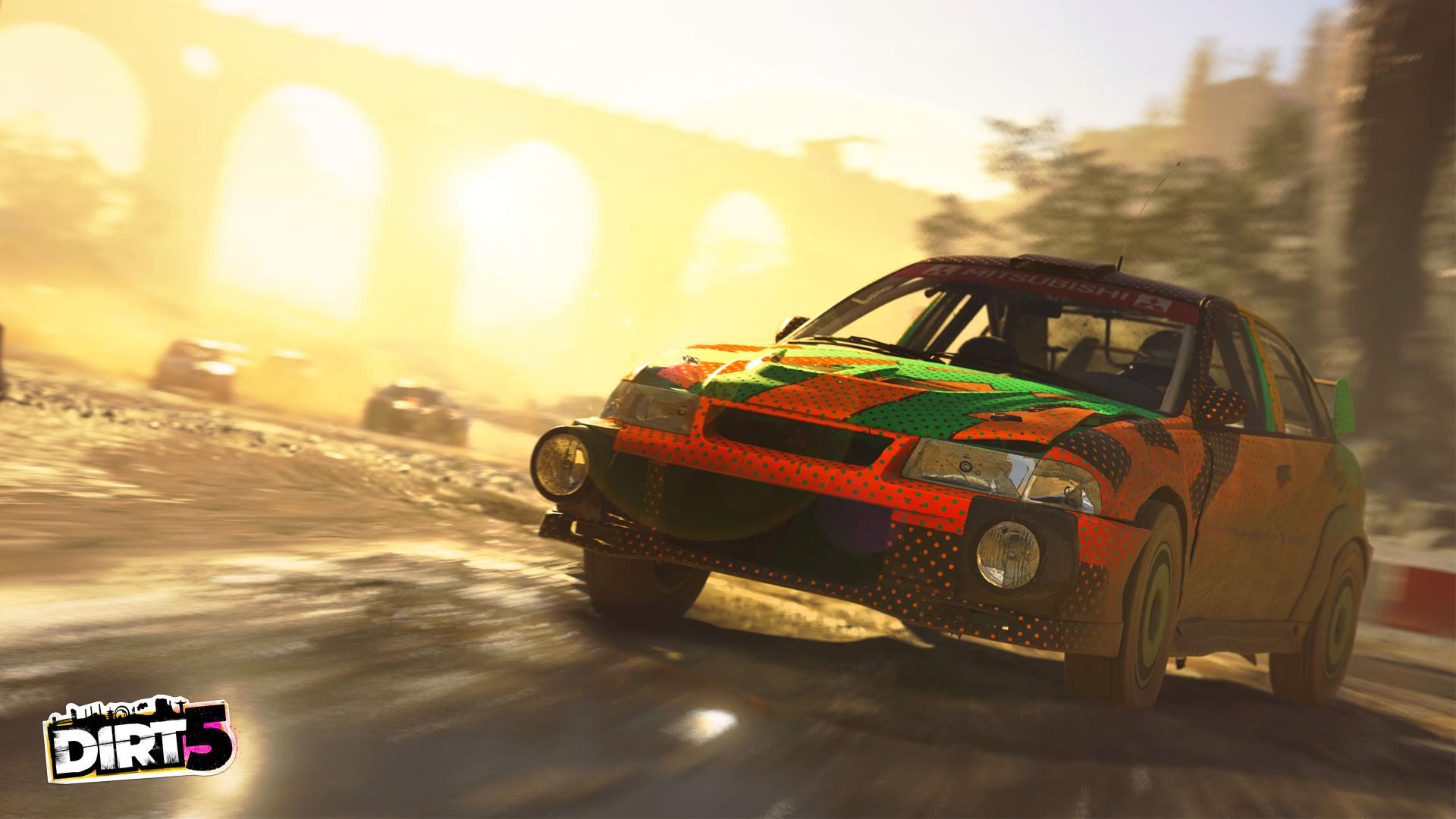 Dirt 5 – Novo título conta com opções cross-gen, party modes e multiplayer online