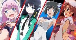 Animes Outono 2020