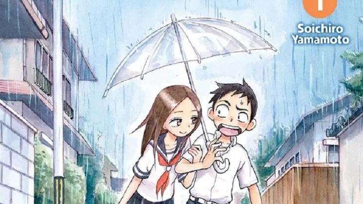 Takagi – A Mestra das Pegadinhas