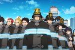 Primeiras impressões: Fire Force – Season 02