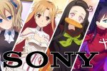 Sony utilizará Funimation, Aniplex, Playstation entre outras para expandir os animes a nivel mundial