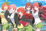 Gotoubun no Hanayome – Segunda temporada tem novo trailer divulgado