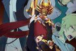 Data de lançamento da segunda temporada de Garo: Honoo no Kokuin