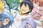 Animes com Plots Bizarros