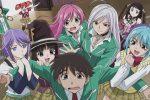 Dicas de Animes Harém (Ecchi)