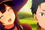 Konosuba e Re:zero Terão Crossover e 2º Temporada de Kekkai Sensen Anunciada – NAU – Anime United