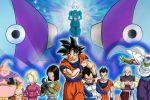 Dragon Ball Super: Imagens revelam nomes dos Deuses da Destruição