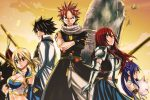 Fairy Tail: Data da temporada final é anunciada !