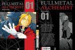 Review: Mangá Fullmetal Alchemist ESP