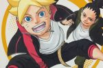 Boruto: Naruto Next Generations – Próxima novel chega ainda este ano