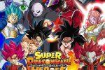 Super Dragon Ball Heroes é anunciado para julho