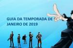 Guia da temporada de inverno 2019