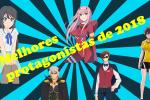 Melhores protagonistas de 2018